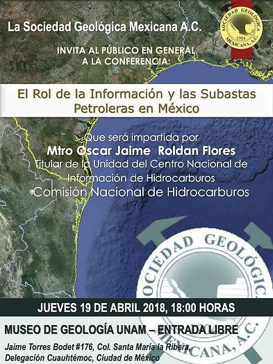 El rol de la información y las subastas petroleras en México