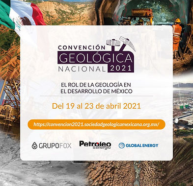 Convención Geológica Nacional 2021
