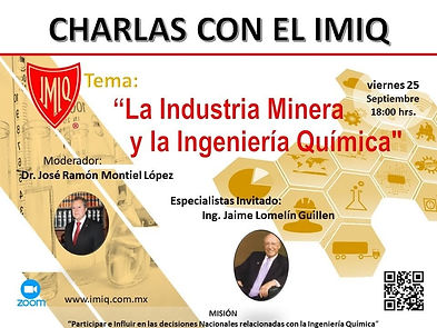 La Industria Minera y la Ingeniería Química