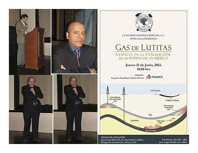 Gas de Lutitas. Avances en la evaluación de su potencial en México.Gas de Lutitas. Avances en la evaluación de su potencial en México.