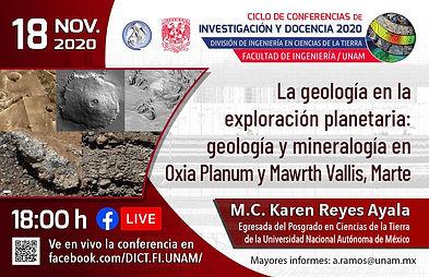 La geología en la exploración planetaria: geología y mineralogía en Oxia Planum y Mawrth Vallis, Marte