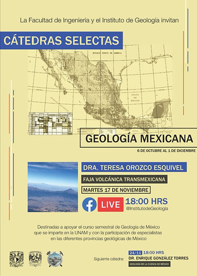 La Faja Volcánica Transmexicana