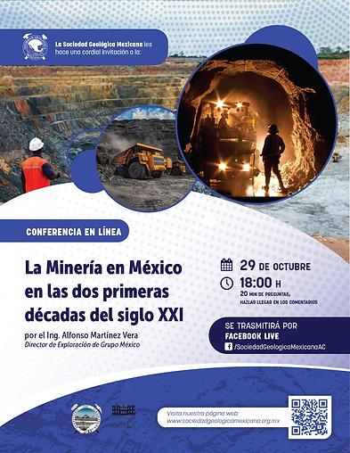La Minería en México en las dos primeras décadas del siglo XXI