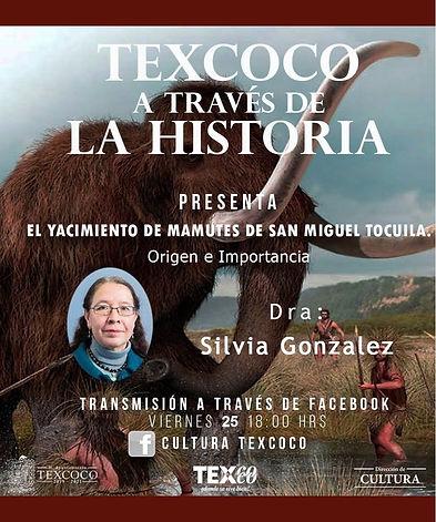 El yacimiento de mamuts de San Miguel Tocuila