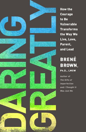 Recommended Reading: DARING GREATLY