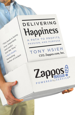 Recommended Reading: DELIVERING HAPPINESS