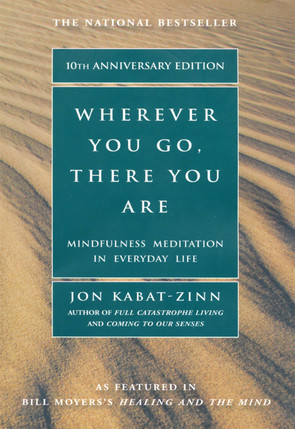 Recommended Reading: WHEREVER YOU GO THERE YOU ARE