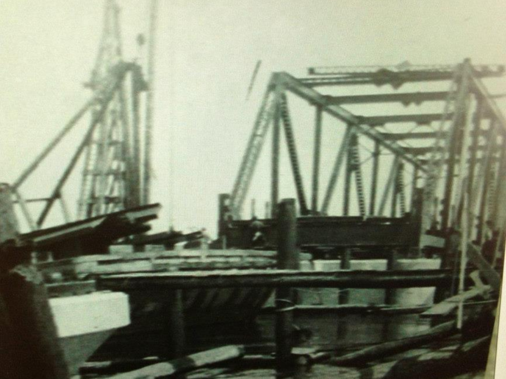 Dover Bridge.