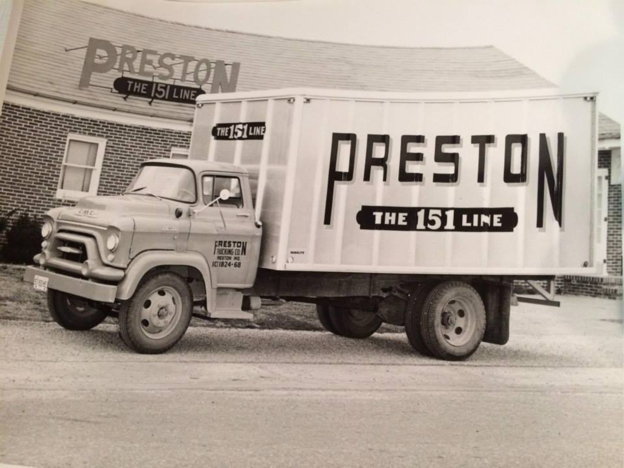 Preston Trucking