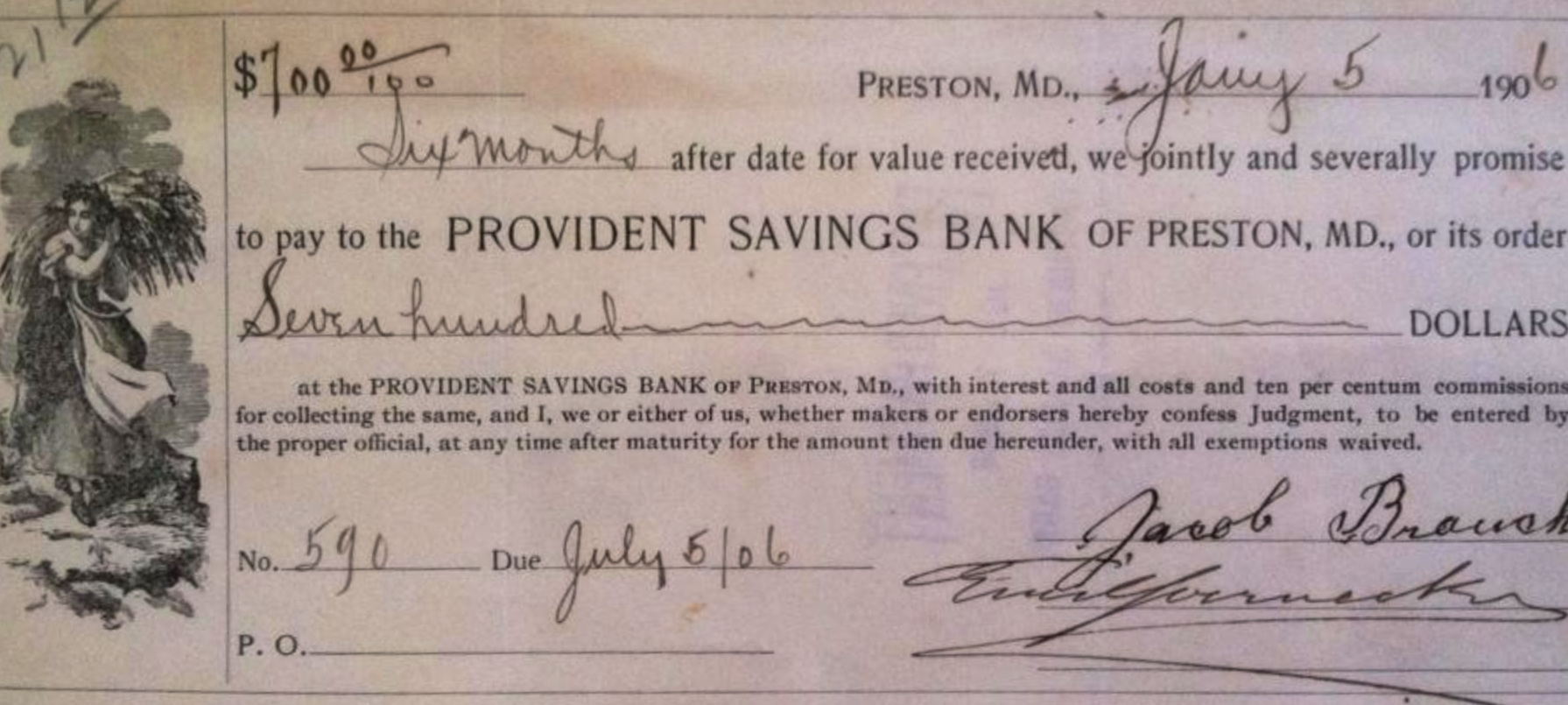 Provident Savings Bank