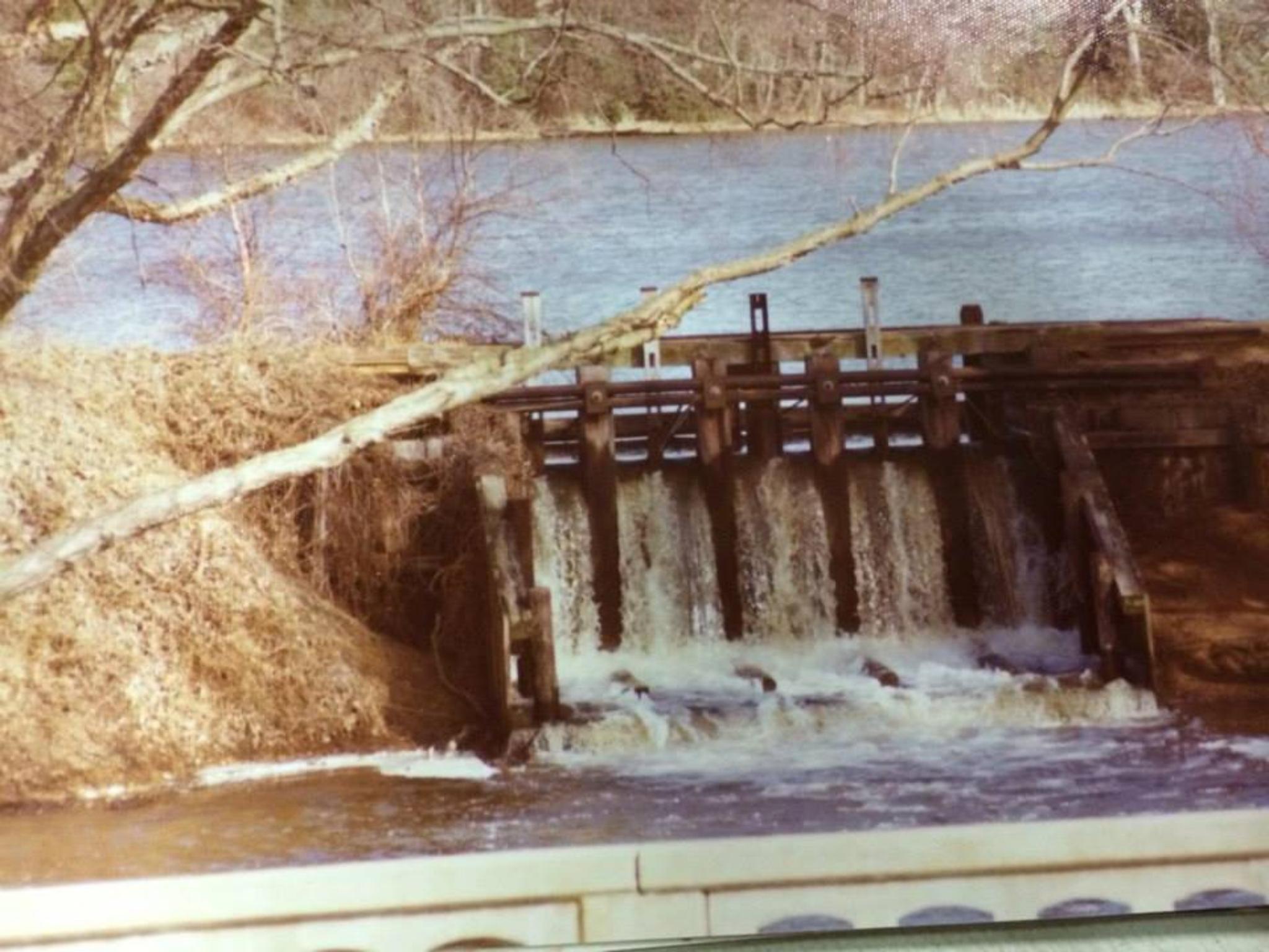 Linchester Dam