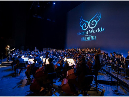Media Release - Distant Worlds Celebrates 30 Years of FINAL FANTASY and its Music in Singapore