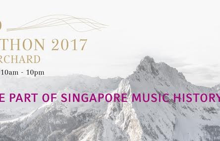 MFO supports Piano Marathon 2017@ION Orchard