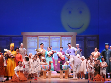 Singapore Korea Festival, enthralled by 'Soul Mate'