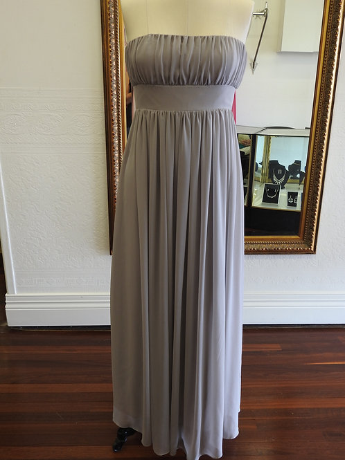 Strapless Dress , size 12, last one