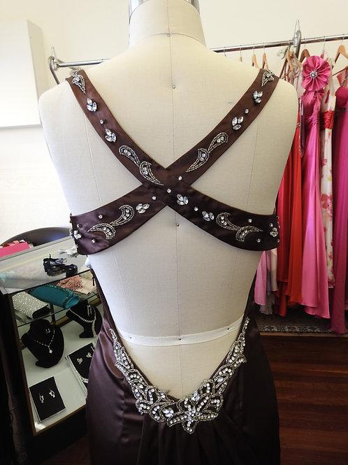 Slinky dress by Tony B Size 8 last one