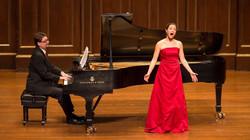 Jordan Hall Recital