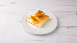 Apricot & Cottage Cheese
