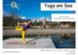 Yoga am See Neutral Mieming Mieminger Plateau Mieminger Badesee Miriam Mast Yoga Tirol Imst Telfs Overcome Gravity