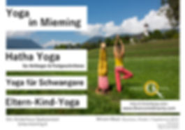 Yoga Mieming Tirol Telfs Miriam Mast Yoga Schwangeschaft Schwangere Eltern Kind Yoga Miminger Plateau Spatzennest Overcome Gravity