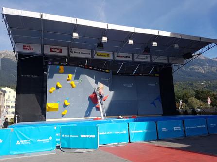 IFSC World Championships Innsbruck 2018 - Climbers Paradise Village