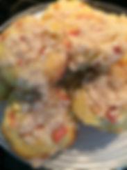 Peach Cobbler Muffins.JPG