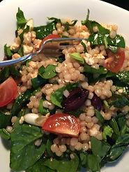 Med Orzo Salad