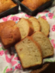Creamsicle Quick Bread