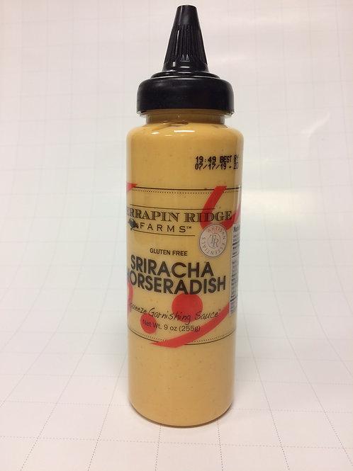 Sriracha Horseradish Garnishing Squeeze