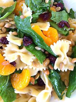 Naked Pasta Salad