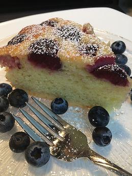 Cherry Berry Cake