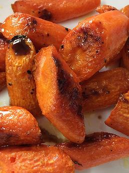 Serrano Carrots
