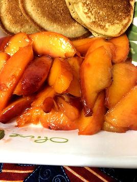 Skillet Peaches