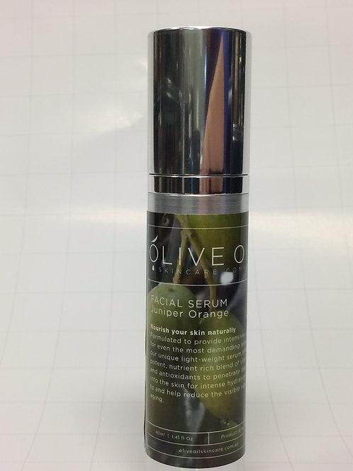 Olive Oil Face Serum