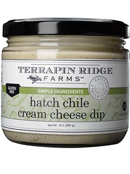 Hatch Chili Cream Cheese Dip