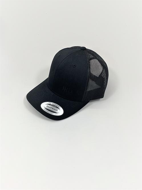 Trucker Cap - Black/Black