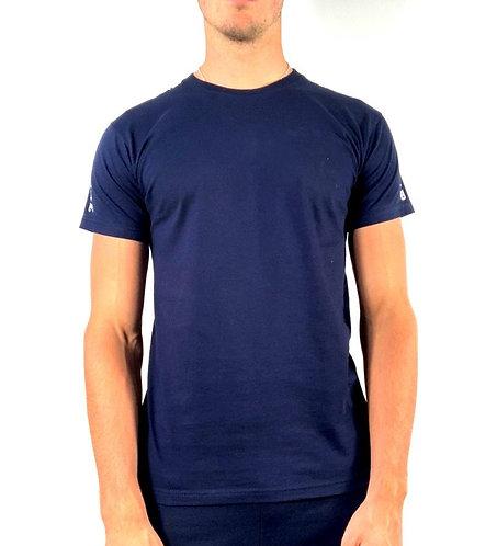 Co-Ord T Shirt - Navy