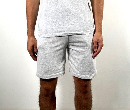 Co-ord Shorts - Grey Marl