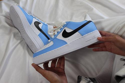 Nike Air Force 1 - University Blue
