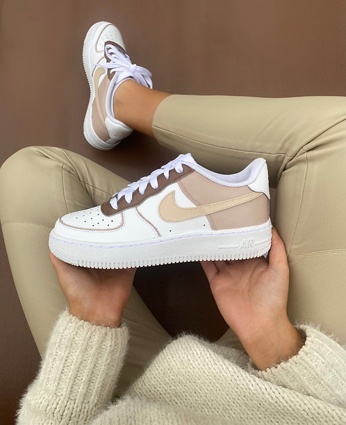 Nike Air Force 1 - Mocha S