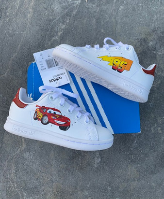 CARS Movie Inspired Stan Smith