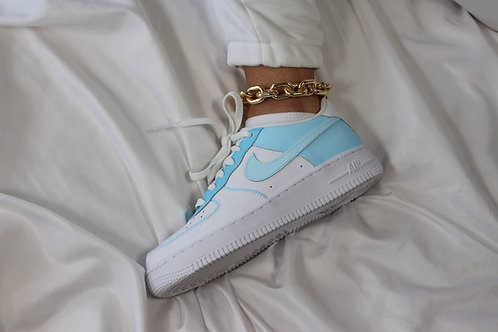 Nike Air Force 1 - Sky Blue