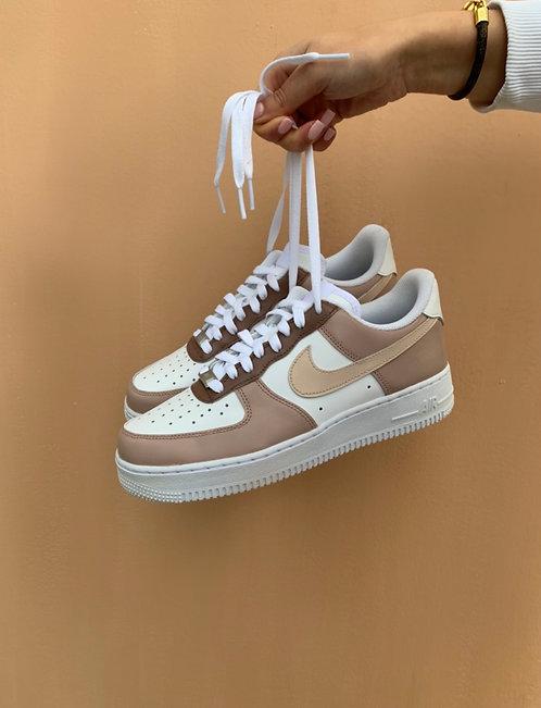 Nike Air Force 1 - Mocha