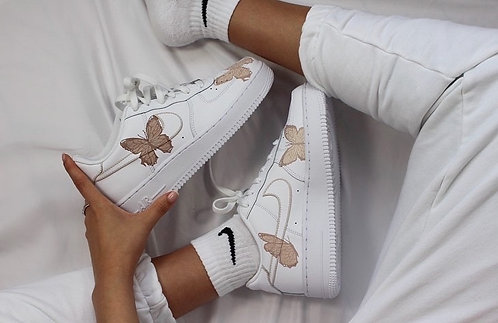 Nike Air Force 1 Butterfly - Neutral