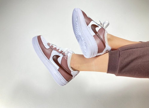 Nike Air Force 1 - Chocolate