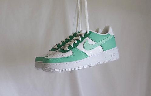 Nike Air Force 1 - Glow Green