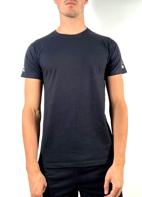 Co-ord T Shirt - Black