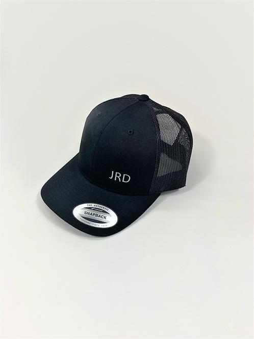 Trucker Cap - Black/Grey