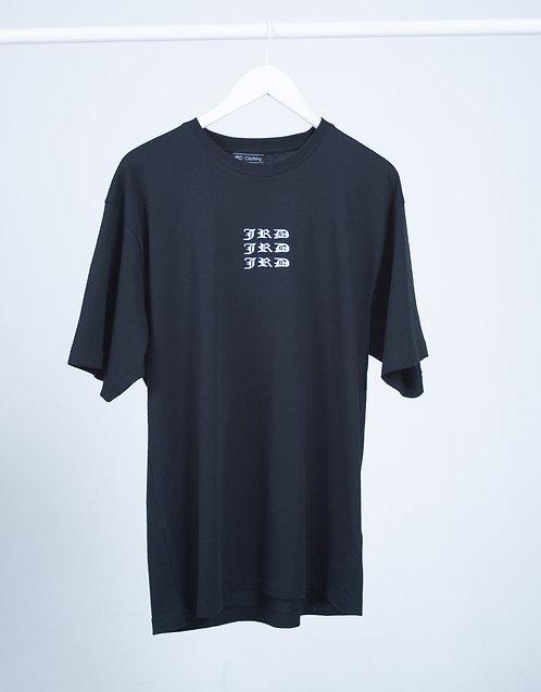Triple Box T-Shirt - Black