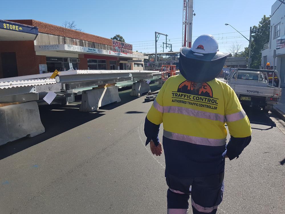 Traffic Control Sydney